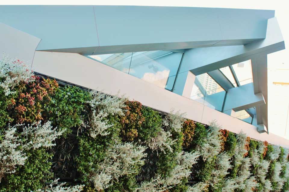 Raine Square Vertical Garden