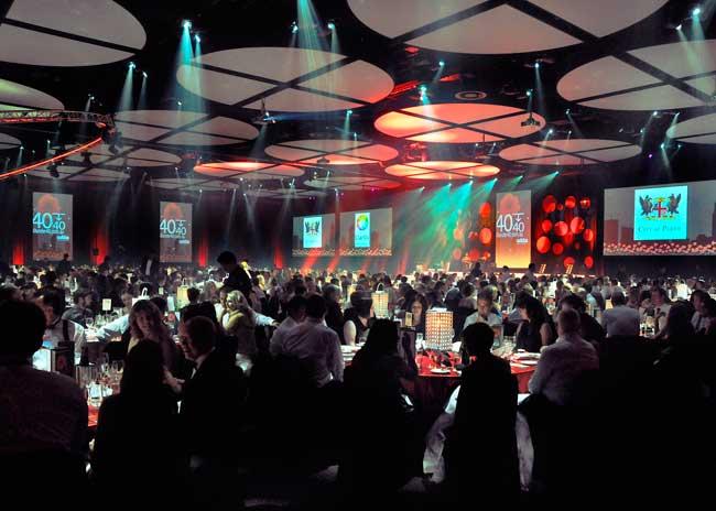 40 Under 40 Awards Night