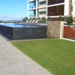 Esplanade Pool Gardening