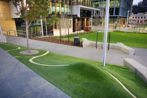 Wellington Gardens casts a gem in the Perth City Link crown.