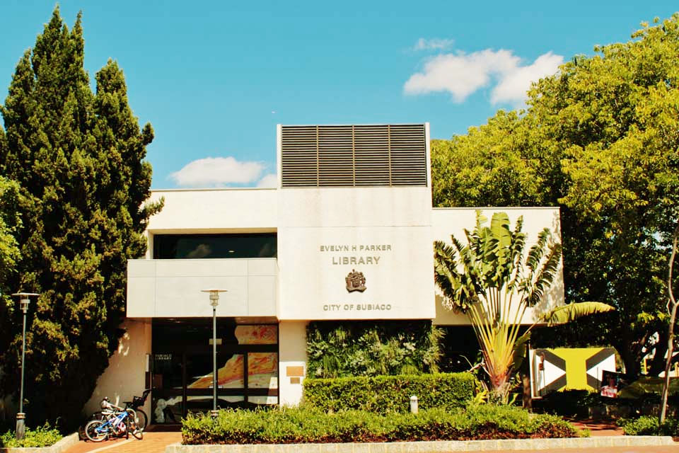 Subiaco Library