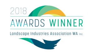 2018 Awards Winner - Landscape Industries Association WA inc